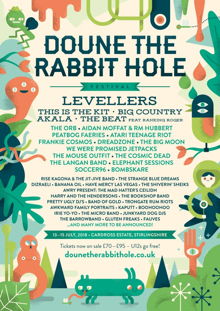 Doune the Rabbit Hole