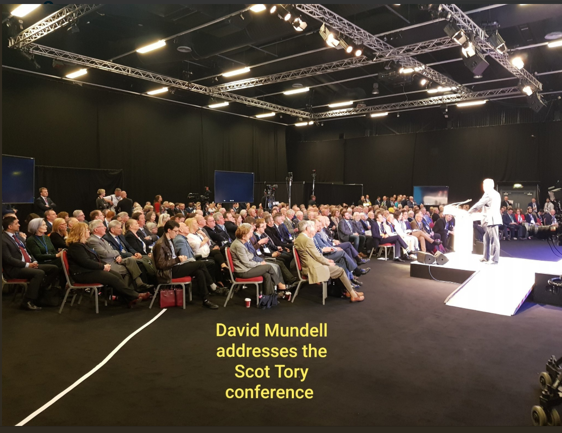 Image result for tory conference 2019 aberdeen